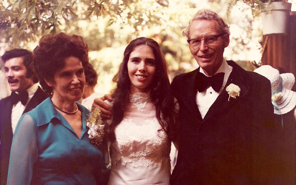 Laura with Don & Aletha