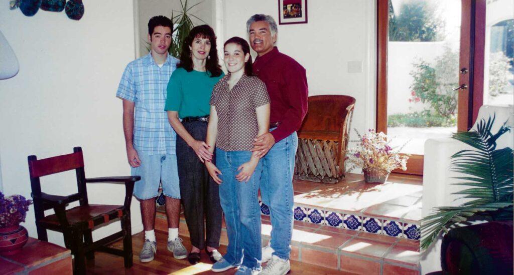 1995 Home in Santa Barbara