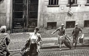 Fleeing East Berlin