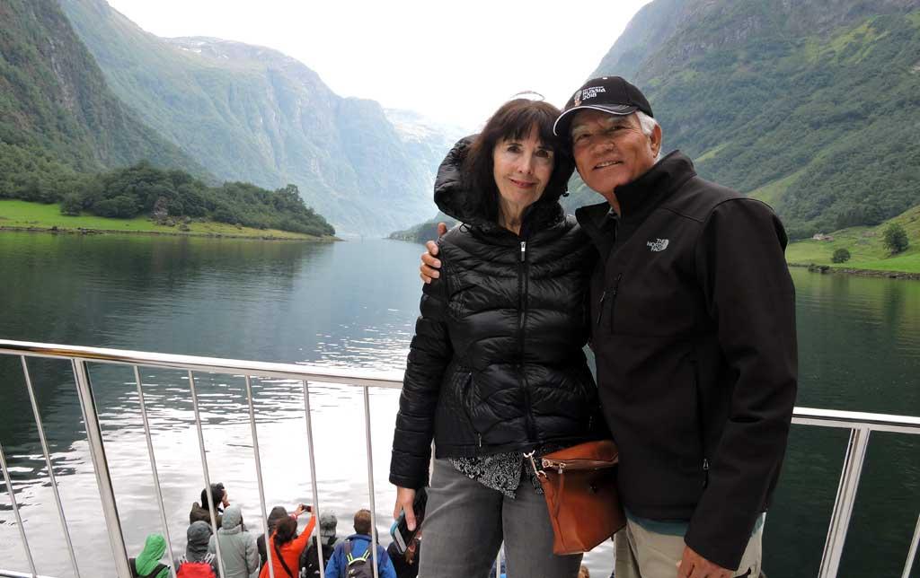 Flåm fjord, Norway