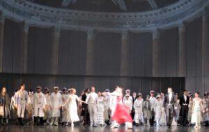 The Mariinsky Opera and Ballet Theater