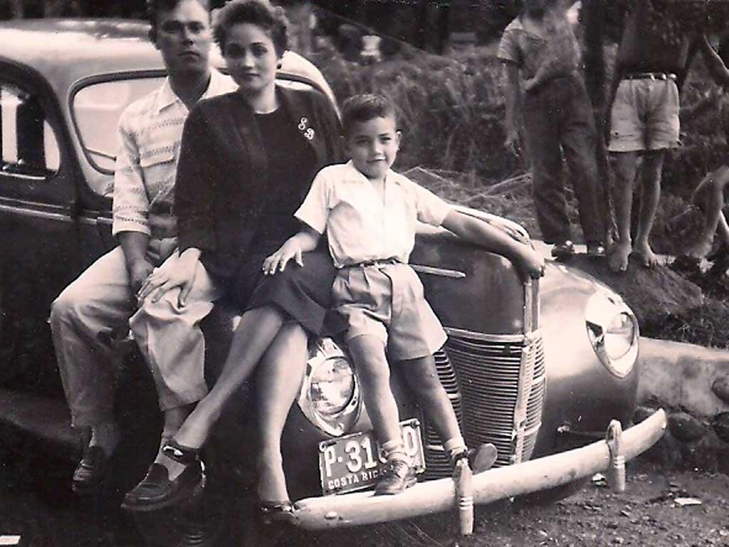 Danilo, Coco, Fernando 1956