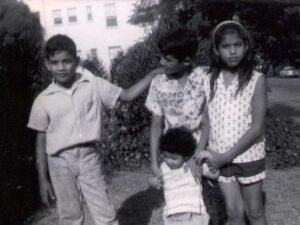 Fernando, Alberto, RoseMarie, Maritza 1960