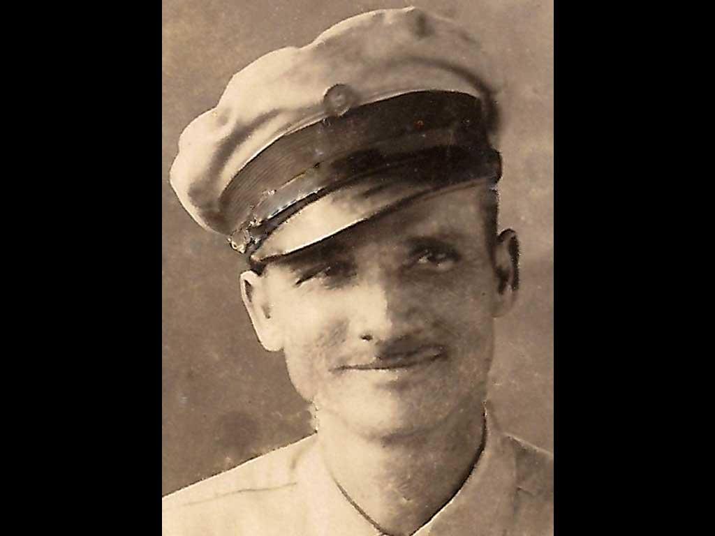 Grandfather Julio Bohorquez