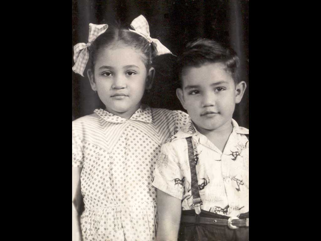 Lydia & Fernando 1954