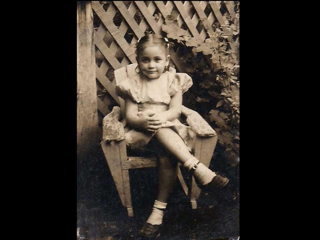 Sister Lydia Calderon 1952
