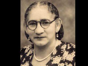 Grandmother Manuela Galeas Bohorquez