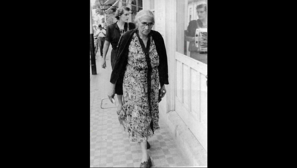 Grandmother Manuela Galeas Bohorquez 1955