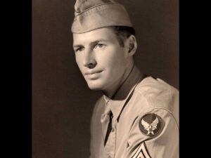 Dad, WWII
