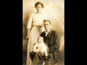Grandparents, George and May Kay Dorr