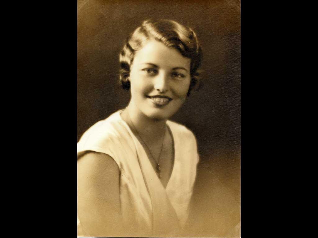 Aunt Margaret